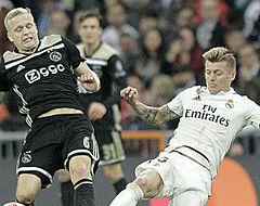 'Ajax en Real sluiten megadeal voor volgende zomer'