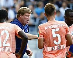 """""""Het was de wens van het bestuur van Anderlecht om afscheid te nemen van mij"""""""