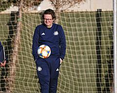 'Coucke dribbelt voetbalicoon voor komst Kompany'