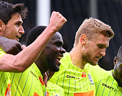 'Lazio laat na Samatta zijn oog vallen bij AA Gent'