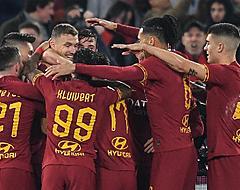 'AS Roma wil snel aan de tafel zitten met Manchester United'