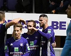 'Valencia wil transfer afronden bij Anderlecht'