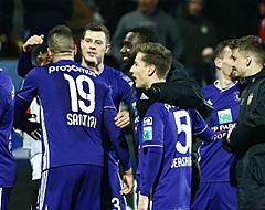 'Anderlecht krijgt flinke concurrentie voor miljoenentransfer'