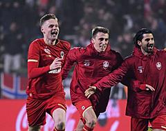 'Antwerp staat op punt contract te ontbinden'