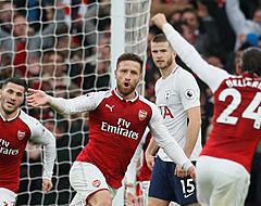 Gunners knallen zich voorbij Spurs, Alexis blinkt uit