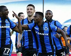 'Club Brugge richt vizier op talentvolle middenvelder'