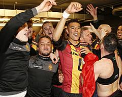 'Vertrekker bij KV Mechelen?
