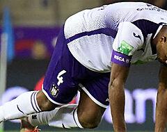'Anderlecht houdt hart vast, zware gevolgen door blessure Kompany'