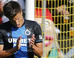 'Vossen incasseert zware opdoffer bij Club Brugge'