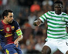 'Wanyama verkiest return naar Celtic boven Club Brugge'