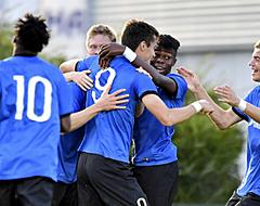 Club Brugge boekt knappe zege in de Youth League dankzij wereldgoal (🎥)