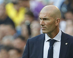 'Zidane bevindt zich op glad ijs: job bij Real Madrid in gevaar'