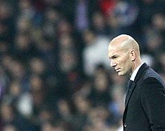 """Strijdbare Zidane over zijn toekomst: """"Vlak voor het einde"""""""