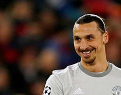 "Ibrahimovic dropt enorme transferhint: ""Ik zie jullie snel"""
