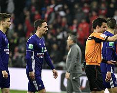'Aanvaller keert terug naar Anderlecht'