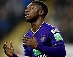 'Anderlecht moet zich haasten: drie clubs kloppen aan voor Amuzu'