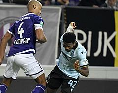 'Anderlecht met enkele verrassingen, Club met één twijfelgeval'