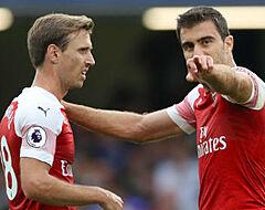 Ongezien! Arsenal-speler maakt toiletbezoek in volle wedstrijd met Napoli