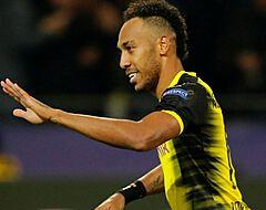 'Aubameyang om deze bizarre reden verbannen bij Dortmund'