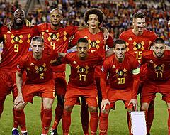 Twee Rode Duivels out voor derby tegen Nederland?