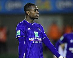 Anderlecht neemt definitieve beslissing omtrent blessure Dimata