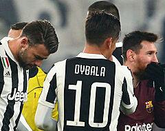 Groep D: Barça overwintert na gelijkspel tegen Juve, Griekse Belgen niet