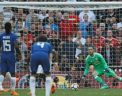 Hazard bezorgt Chelsea de FA Cup tegen Manchester United