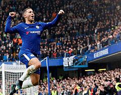 Na Courtois spreekt ook Hazard zich uit over zijn toekomst bij Chelsea