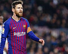 'FC Barcelona vreest clausule in contract van Lionel Messi'
