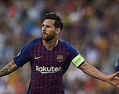 """Topclub ving bot: """"Messi kon bij ons het drievoudige verdienen"""""""