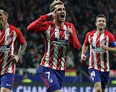 Groep C: Atlético mag hoop houden door wereldgoal Griezmann