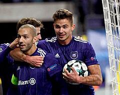 Knappe prestatie RSC Anderlecht niet beloond met punten