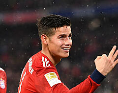 'Real-leiding verrast James Rodriguez met beslissing'