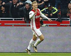 Dolberg dan toch niet van Ajax naar OGC Nice?