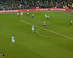 10! De Bruyne helpt City aan voorsprong met tiende assist van het seizoen