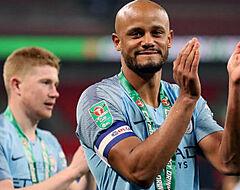 'Kompany liet zeven clubs links liggen voor Anderlecht'