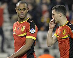 """""""Ik zou Kompany en Vermaelen in de groepsfase niet laten spelen"""""""