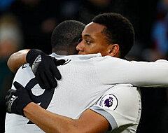 Lukaku helpt Man Utd aan nipte zege, Benteke krijgt slaag van Arsenal