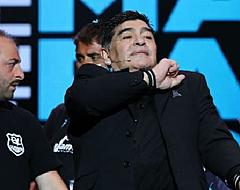 Maradona komt met prachtige boodschap voor onder meer Scifo