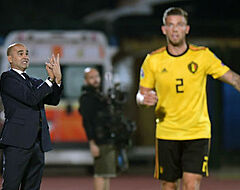 'Martinez voert mogelijk vier wissels door tegen Schotland'