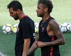 'Messi stond terugkeer van Neymar bij Barça in de weg'