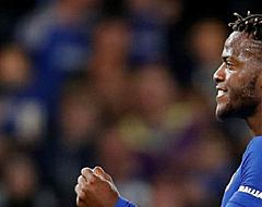 'Batshuayi verlaat Chelsea in januari, Conte vindt nieuwe spits'