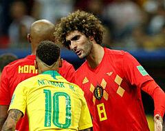 """""""Zonder Fellaini winnen we het EK niet, Martinez moet hem overtuigen"""""""