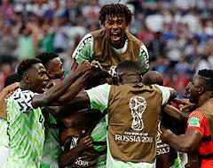 'Nigeriaans international op weg naar België'