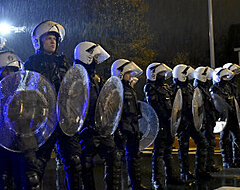 Confrontatie Club- en PSG-hooligans vermeden: 31 arrestaties