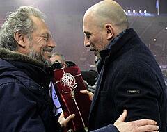 """Steekspel tussen Clement en MPH: """"Preud'homme is niet van gisteren"""""""