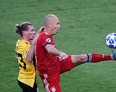 Arjen Robben noemt twee mogelijke bestemmingen