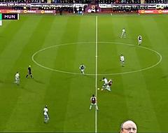 Klasse! Lukaku imponeert met knappe assist voor Man Utd
