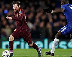 Messi schrijft nog maar eens geschiedenis