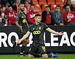 """Standard-speler ontkent akkoord met Ajax: """"Ik weet van niets"""""""